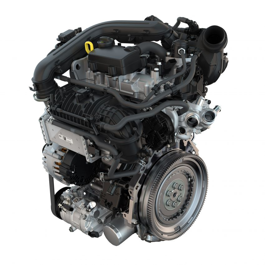 MEGA GALLERY: Volkswagen Golf Mk8 gets detailed Image #1052730