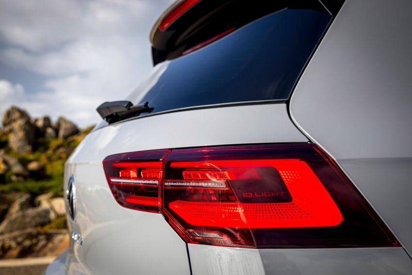 MEGA GALLERY: Volkswagen Golf Mk8 gets detailed Image #1052521