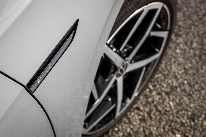 MEGA GALLERY: Volkswagen Golf Mk8 gets detailed Image #1052522