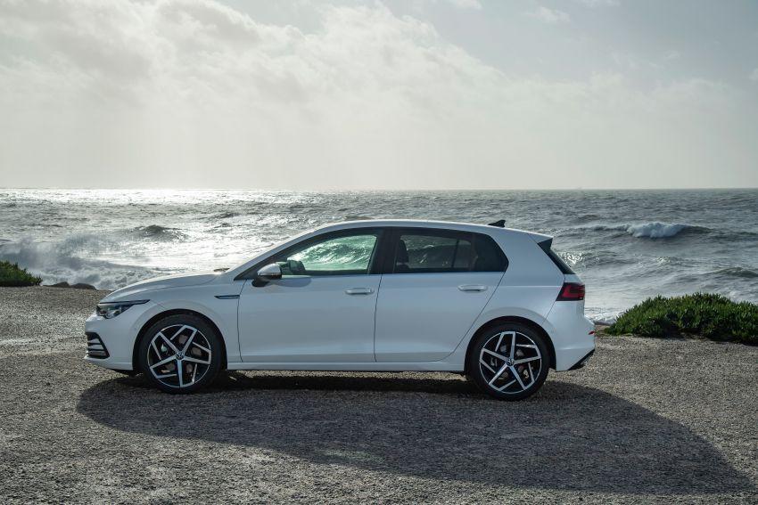 MEGA GALLERY: Volkswagen Golf Mk8 gets detailed Image #1052544
