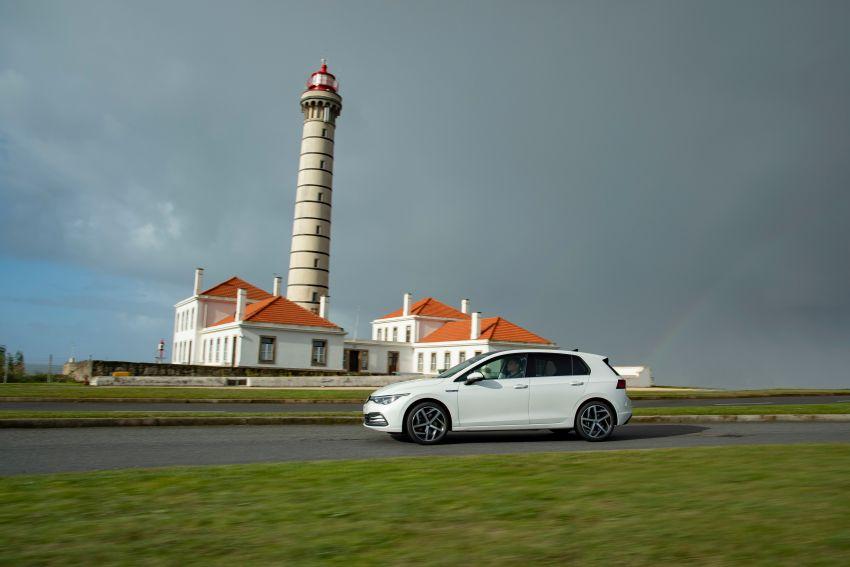 MEGA GALLERY: Volkswagen Golf Mk8 gets detailed Image #1052567