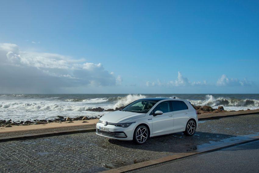 MEGA GALLERY: Volkswagen Golf Mk8 gets detailed Image #1052568