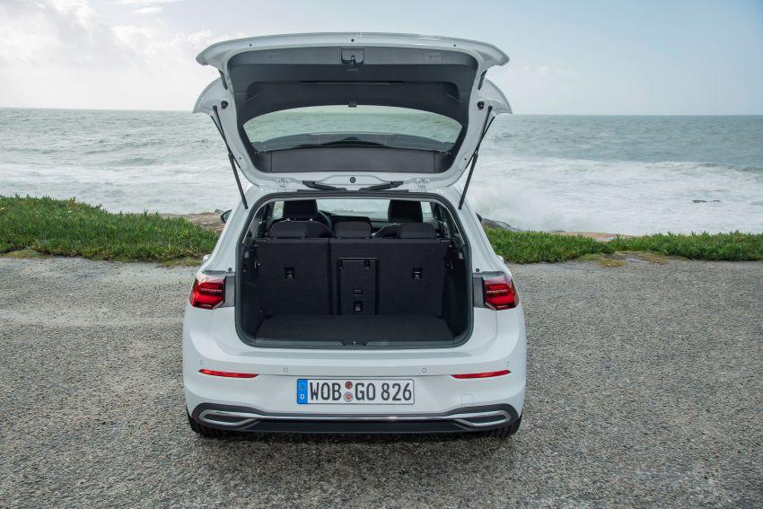 MEGA GALLERY: Volkswagen Golf Mk8 gets detailed Image #1052593