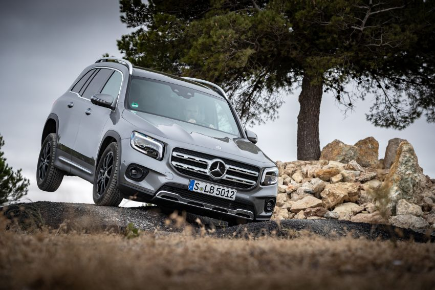 X247 Mercedes-Benz GLB coming to Malaysia in 2020 – all you need to know about the 7-seat compact SUV Image #1052093