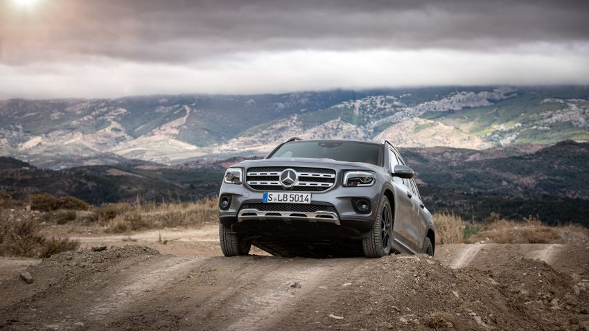X247 Mercedes-Benz GLB coming to Malaysia in 2020 – all you need to know about the 7-seat compact SUV Image #1052109