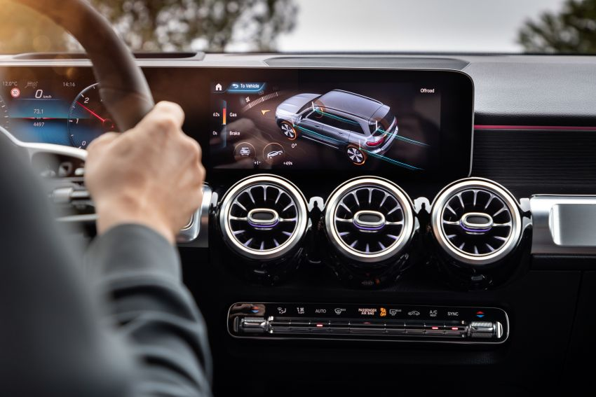 X247 Mercedes-Benz GLB coming to Malaysia in 2020 – all you need to know about the 7-seat compact SUV Image #1052116