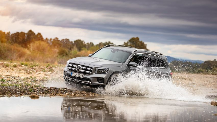 X247 Mercedes-Benz GLB coming to Malaysia in 2020 – all you need to know about the 7-seat compact SUV Image #1052122