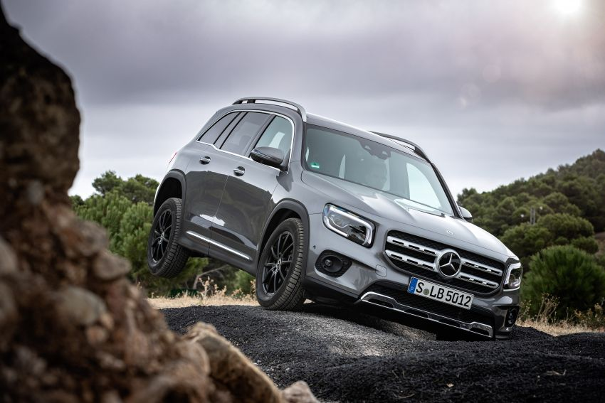 X247 Mercedes-Benz GLB coming to Malaysia in 2020 – all you need to know about the 7-seat compact SUV Image #1052097