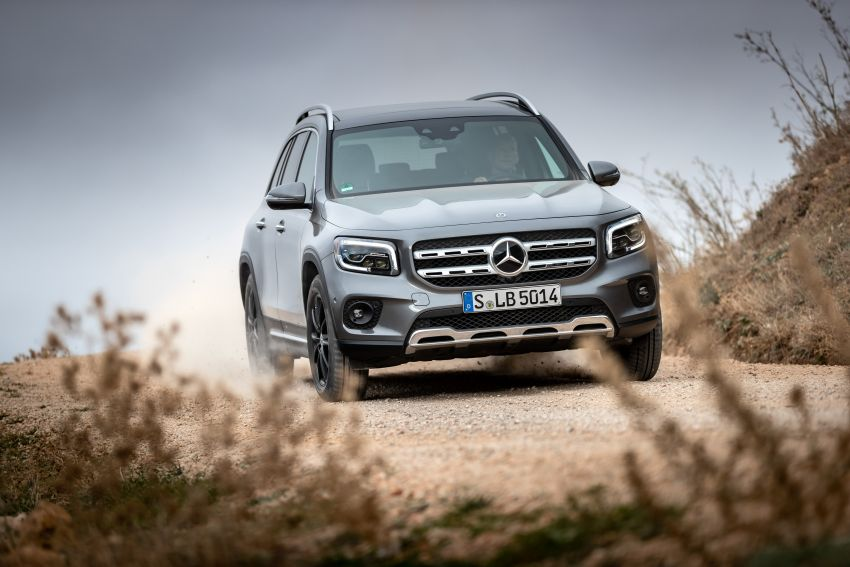 X247 Mercedes-Benz GLB coming to Malaysia in 2020 – all you need to know about the 7-seat compact SUV Image #1052098
