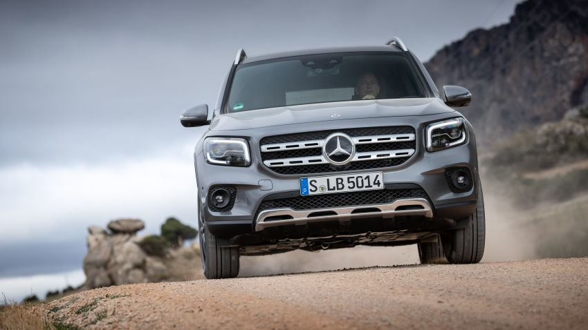 X247 Mercedes-Benz GLB coming to Malaysia in 2020 – all you need to know about the 7-seat compact SUV Image #1052101