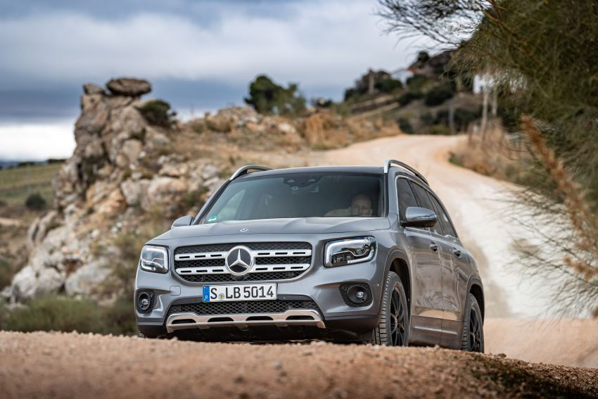 X247 Mercedes-Benz GLB coming to Malaysia in 2020 – all you need to know about the 7-seat compact SUV Image #1052103