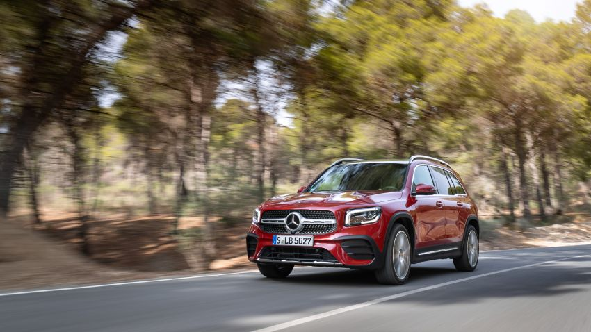 X247 Mercedes-Benz GLB coming to Malaysia in 2020 – all you need to know about the 7-seat compact SUV Image #1051933