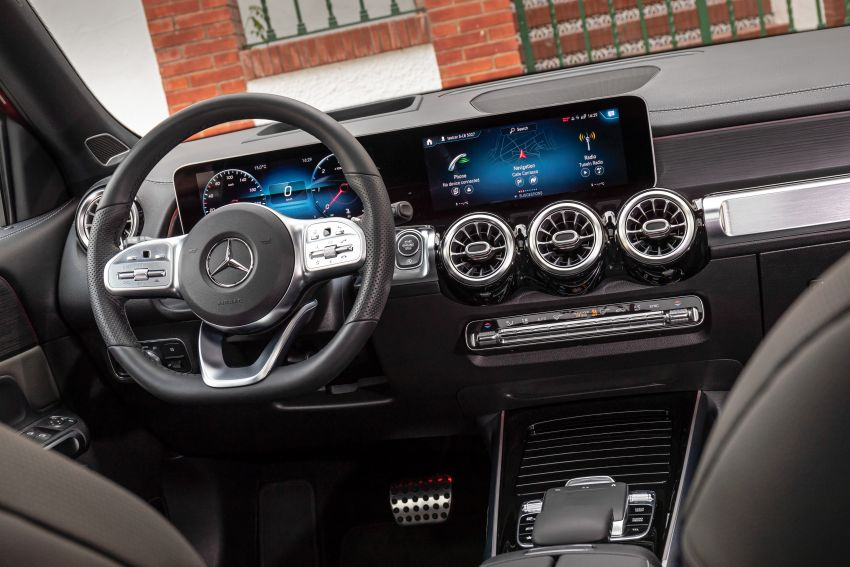 X247 Mercedes-Benz GLB coming to Malaysia in 2020 – all you need to know about the 7-seat compact SUV Image #1051960