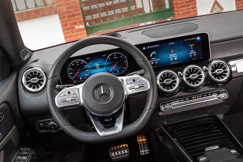 X247 Mercedes-Benz GLB coming to Malaysia in 2020 – all you need to know about the 7-seat compact SUV Image #1051961