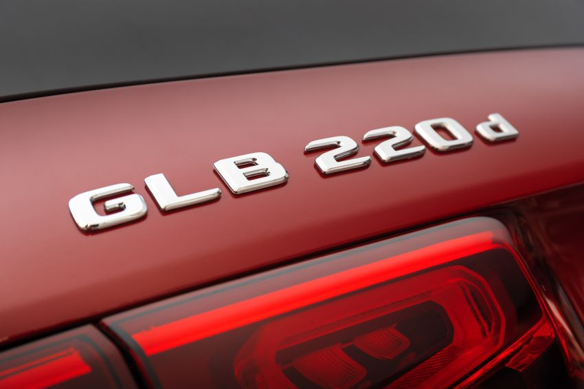 X247 Mercedes-Benz GLB coming to Malaysia in 2020 – all you need to know about the 7-seat compact SUV Image #1051963