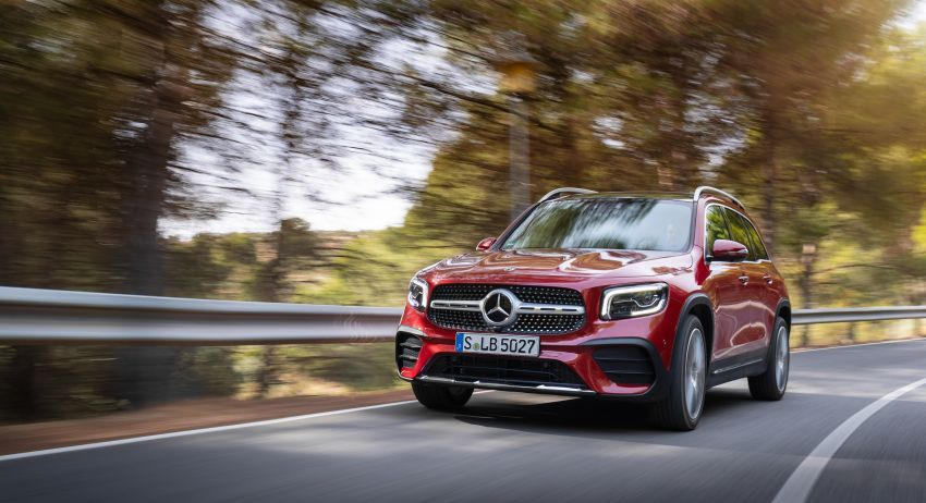 X247 Mercedes-Benz GLB coming to Malaysia in 2020 – all you need to know about the 7-seat compact SUV Image #1051934