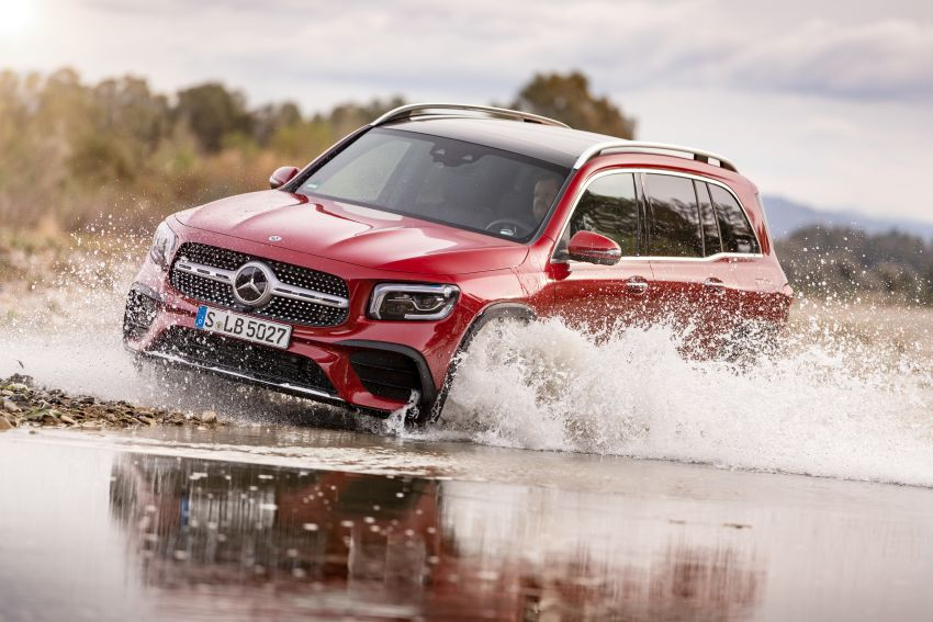 X247 Mercedes-Benz GLB coming to Malaysia in 2020 – all you need to know about the 7-seat compact SUV Image #1051969