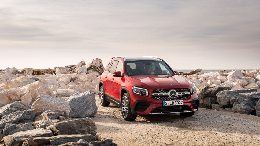 X247 Mercedes-Benz GLB coming to Malaysia in 2020 – all you need to know about the 7-seat compact SUV Image #1051971