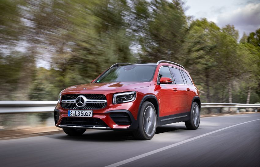 X247 Mercedes-Benz GLB coming to Malaysia in 2020 – all you need to know about the 7-seat compact SUV Image #1051935