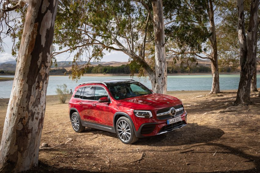X247 Mercedes-Benz GLB coming to Malaysia in 2020 – all you need to know about the 7-seat compact SUV Image #1051977