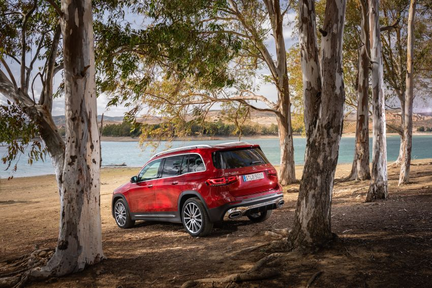 X247 Mercedes-Benz GLB coming to Malaysia in 2020 – all you need to know about the 7-seat compact SUV Image #1051978