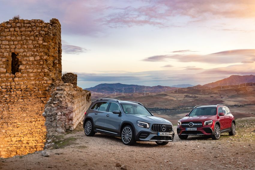 X247 Mercedes-Benz GLB coming to Malaysia in 2020 – all you need to know about the 7-seat compact SUV Image #1051981