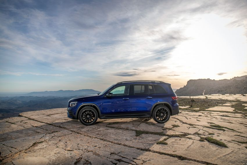 X247 Mercedes-Benz GLB coming to Malaysia in 2020 – all you need to know about the 7-seat compact SUV Image #1051985