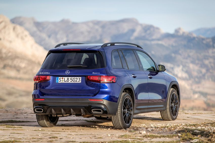 X247 Mercedes-Benz GLB coming to Malaysia in 2020 – all you need to know about the 7-seat compact SUV Image #1051986