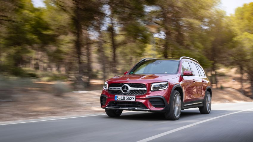 X247 Mercedes-Benz GLB coming to Malaysia in 2020 – all you need to know about the 7-seat compact SUV Image #1051936