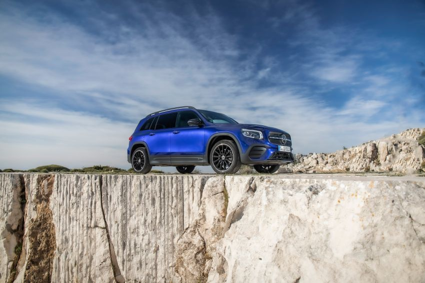 X247 Mercedes-Benz GLB coming to Malaysia in 2020 – all you need to know about the 7-seat compact SUV Image #1051994
