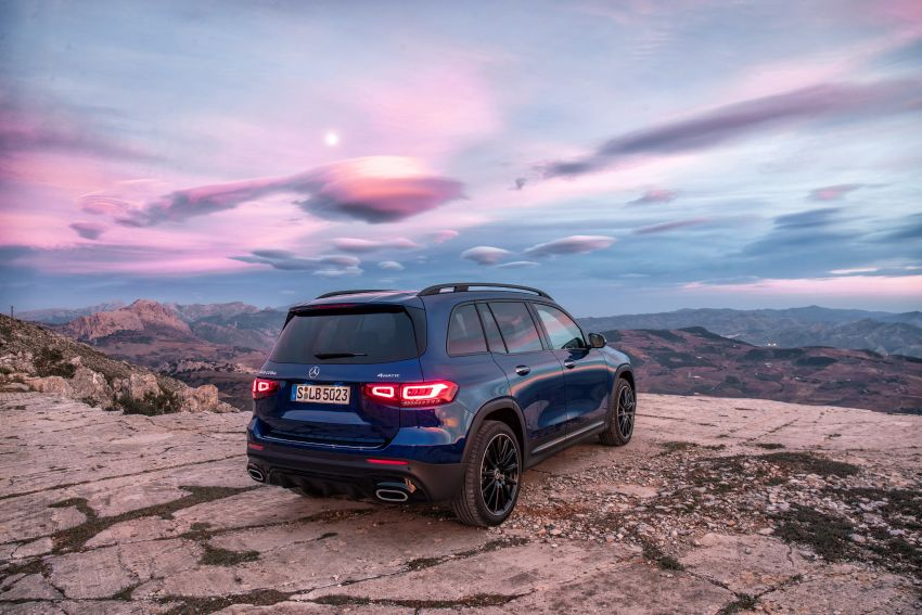 X247 Mercedes-Benz GLB coming to Malaysia in 2020 – all you need to know about the 7-seat compact SUV Image #1051996