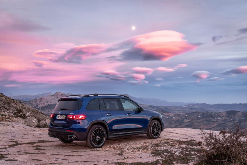 X247 Mercedes-Benz GLB coming to Malaysia in 2020 – all you need to know about the 7-seat compact SUV Image #1051997