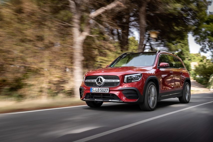 X247 Mercedes-Benz GLB coming to Malaysia in 2020 – all you need to know about the 7-seat compact SUV Image #1051937