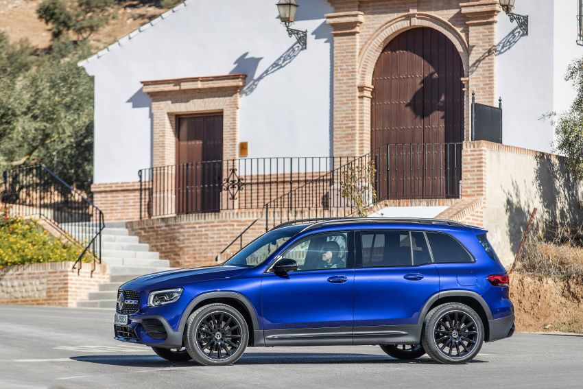 X247 Mercedes-Benz GLB coming to Malaysia in 2020 – all you need to know about the 7-seat compact SUV Image #1051998