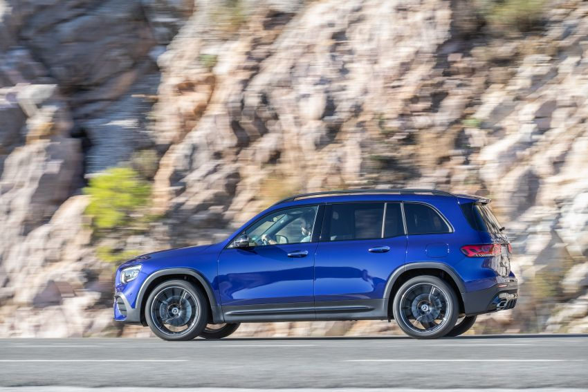 X247 Mercedes-Benz GLB coming to Malaysia in 2020 – all you need to know about the 7-seat compact SUV Image #1051999