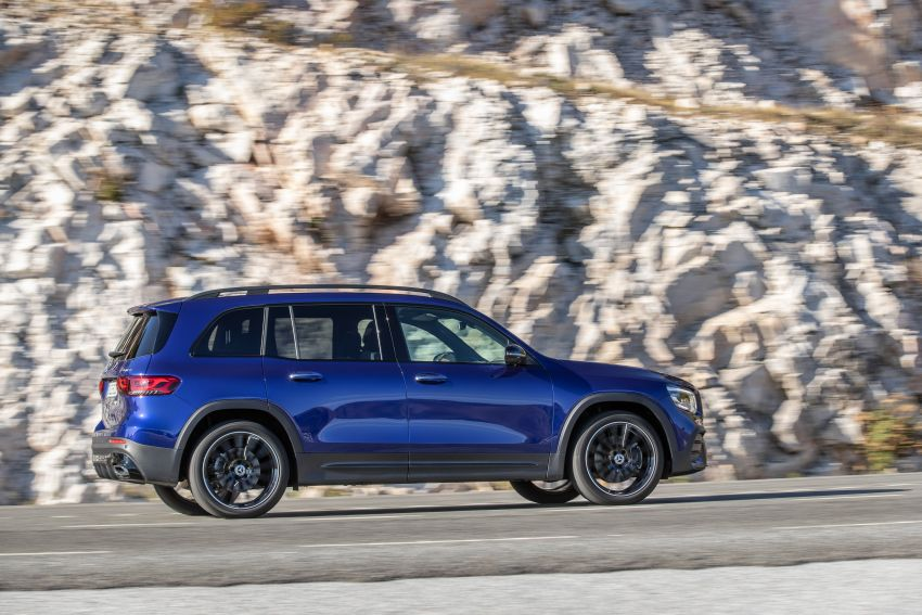X247 Mercedes-Benz GLB coming to Malaysia in 2020 – all you need to know about the 7-seat compact SUV Image #1052000