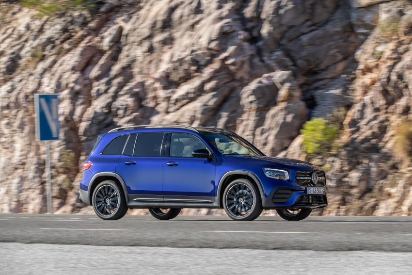 X247 Mercedes-Benz GLB coming to Malaysia in 2020 – all you need to know about the 7-seat compact SUV Image #1052001