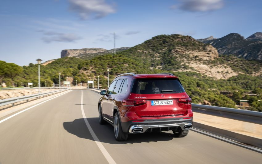 X247 Mercedes-Benz GLB coming to Malaysia in 2020 – all you need to know about the 7-seat compact SUV Image #1051938
