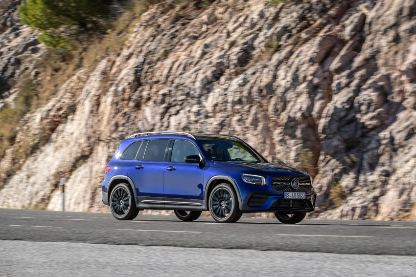 X247 Mercedes-Benz GLB coming to Malaysia in 2020 – all you need to know about the 7-seat compact SUV Image #1052010