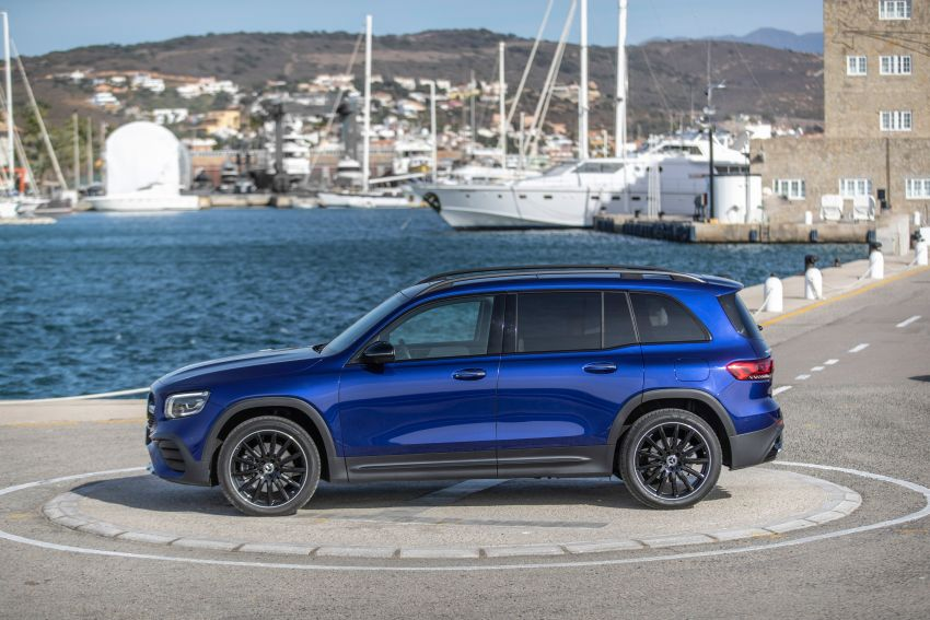 X247 Mercedes-Benz GLB coming to Malaysia in 2020 – all you need to know about the 7-seat compact SUV Image #1052014