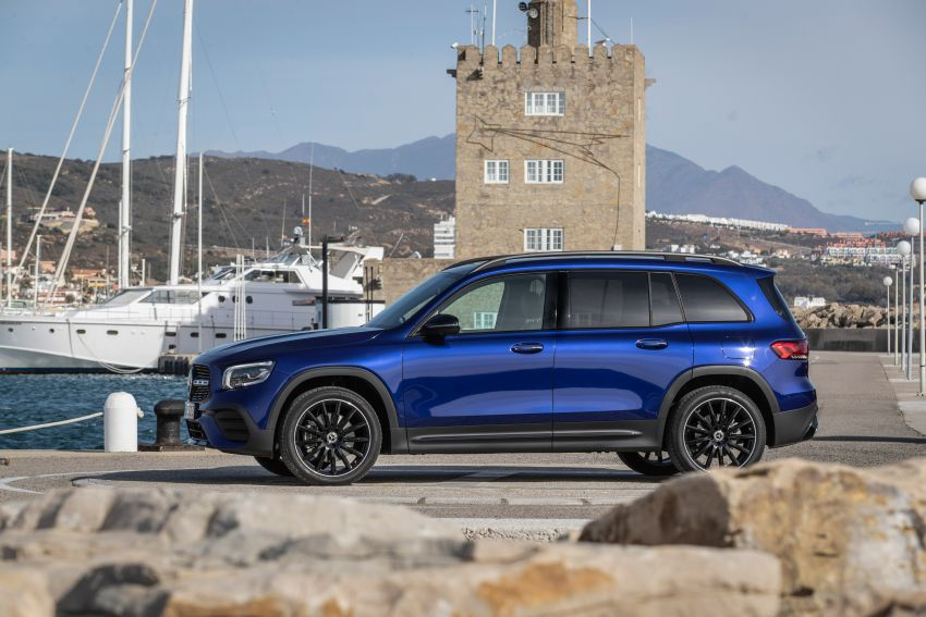 X247 Mercedes-Benz GLB coming to Malaysia in 2020 – all you need to know about the 7-seat compact SUV Image #1052015