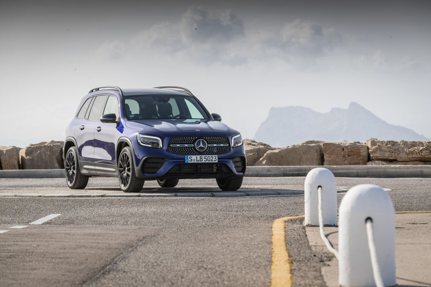 X247 Mercedes-Benz GLB coming to Malaysia in 2020 – all you need to know about the 7-seat compact SUV Image #1052016