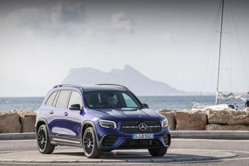 X247 Mercedes-Benz GLB coming to Malaysia in 2020 – all you need to know about the 7-seat compact SUV Image #1052017