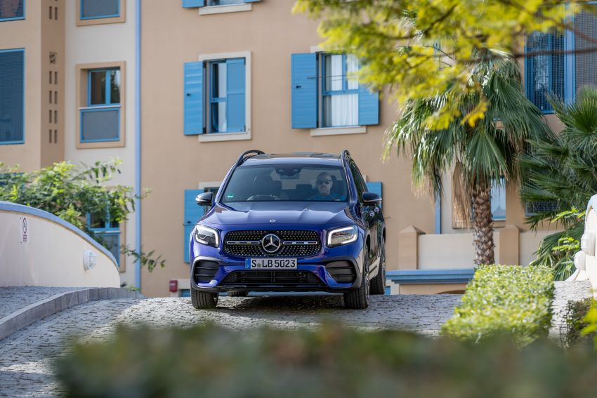 X247 Mercedes-Benz GLB coming to Malaysia in 2020 – all you need to know about the 7-seat compact SUV Image #1052018