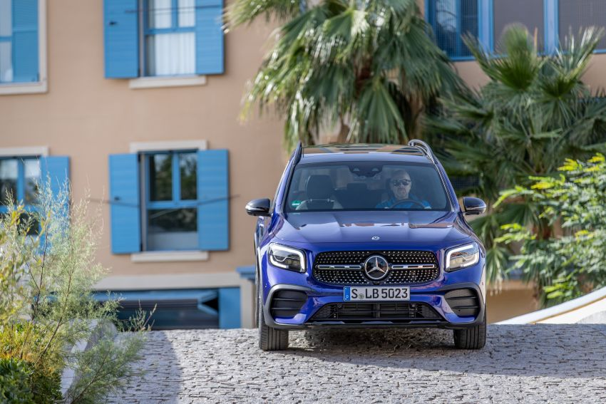 X247 Mercedes-Benz GLB coming to Malaysia in 2020 – all you need to know about the 7-seat compact SUV Image #1052019