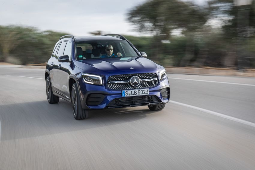 X247 Mercedes-Benz GLB coming to Malaysia in 2020 – all you need to know about the 7-seat compact SUV Image #1052025