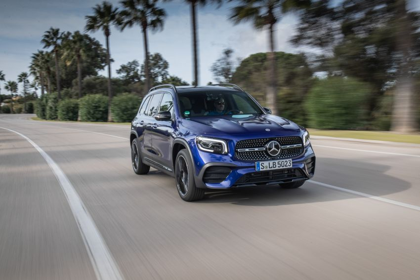X247 Mercedes-Benz GLB coming to Malaysia in 2020 – all you need to know about the 7-seat compact SUV Image #1052026