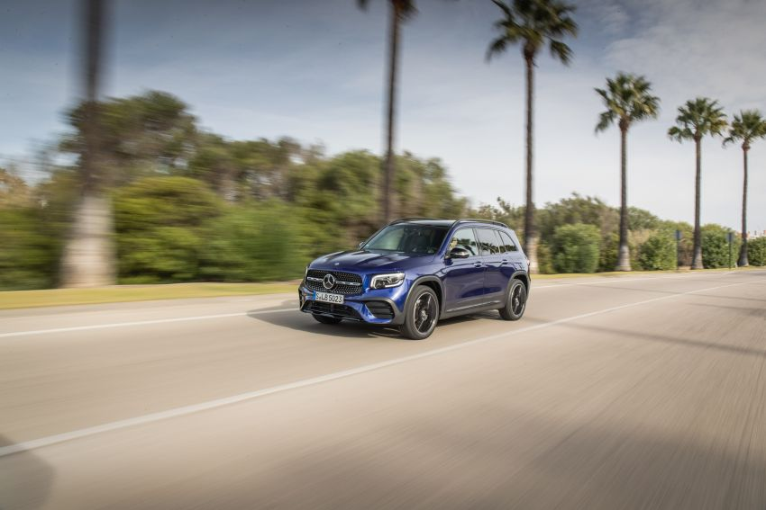 X247 Mercedes-Benz GLB coming to Malaysia in 2020 – all you need to know about the 7-seat compact SUV Image #1052028