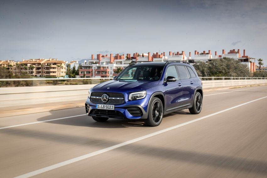X247 Mercedes-Benz GLB coming to Malaysia in 2020 – all you need to know about the 7-seat compact SUV Image #1052029