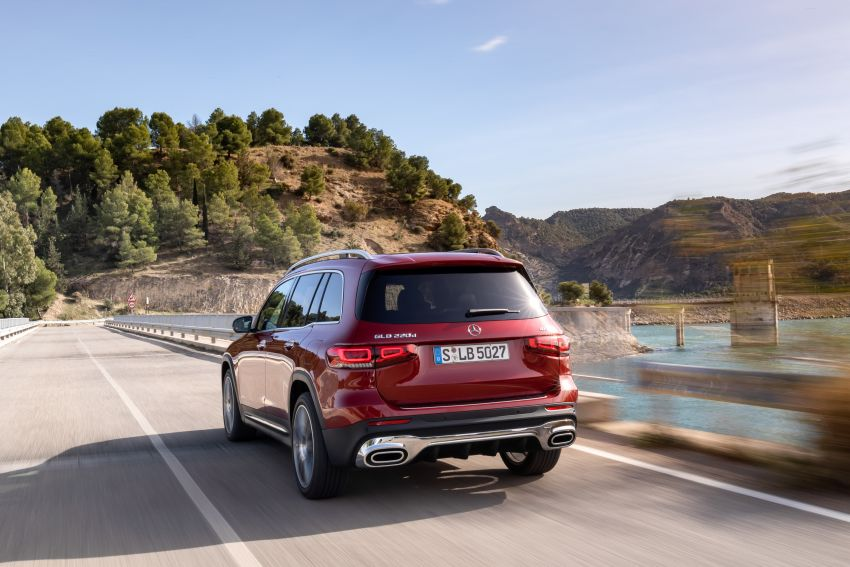 X247 Mercedes-Benz GLB coming to Malaysia in 2020 – all you need to know about the 7-seat compact SUV Image #1051943